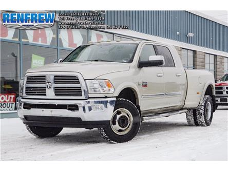 2010 Dodge Ram 3500 Laramie (Stk: L131A) in Renfrew - Image 1 of 30