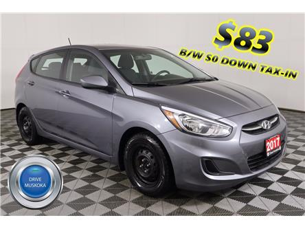 2017 Hyundai Accent GL (Stk: 120-201A) in Huntsville - Image 1 of 24