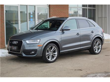 2015 Audi Q3 2.0T Progressiv (Stk: 010121) in Saskatoon - Image 1 of 24