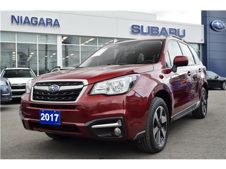 2017 Subaru Forester 2.5i Touring (Stk: Z1832) in St.Catharines - Image 1 of 26