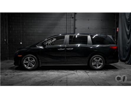 2018 Honda Odyssey EX (Stk: CT21-18) in Kingston - Image 1 of 43