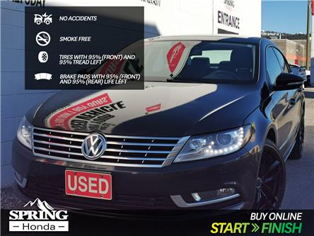 2015 Volkswagen CC Sportline (Stk: B11867) in North Cranbrook - Image 1 of 16