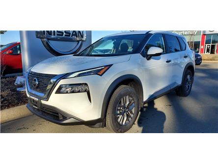 2021 Nissan Rogue S (Stk: R2110) in Courtenay - Image 1 of 8