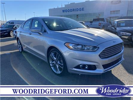2014 Ford Fusion Titanium (Stk: M-673A) in Calgary - Image 1 of 19