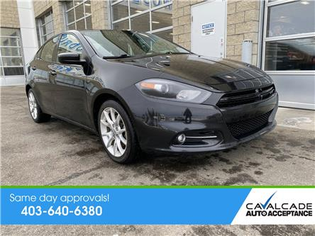 2013 Dodge Dart SXT/Rallye (Stk: R61377) in Calgary - Image 1 of 20