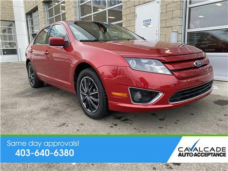 2012 Ford Fusion SEL (Stk: R61350) in Calgary - Image 1 of 21