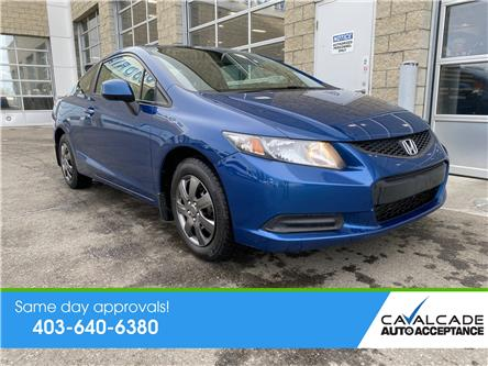 2013 Honda Civic LX (Stk: R61406) in Calgary - Image 1 of 21