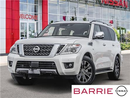 2020 Nissan Armada Platinum (Stk: 20534) in Barrie - Image 1 of 10
