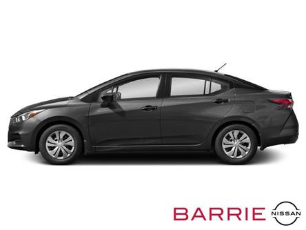 2021 Nissan Versa SV (Stk: 21019) in Barrie - Image 1 of 8