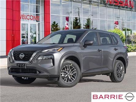 2021 Nissan Rogue S (Stk: 21030) in Barrie - Image 1 of 23