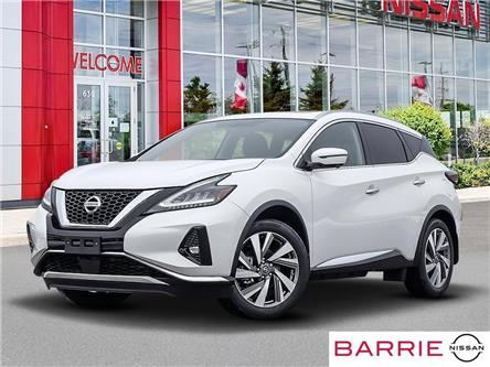 2021 Nissan Murano SL (Stk: 21054) in Barrie - Image 1 of 10