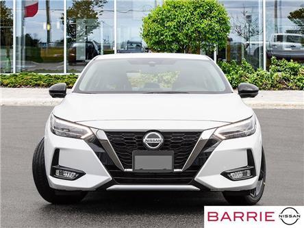 2021 Nissan Sentra SR (Stk: 21056) in Barrie - Image 1 of 22