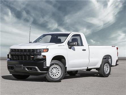 2021 Chevrolet Silverado 1500 Work Truck (Stk: GH210456) in Mississauga - Image 1 of 21