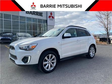 2015 Mitsubishi RVR  (Stk: L0203A) in Barrie - Image 1 of 28