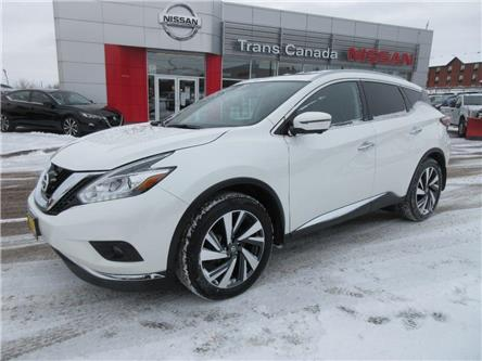 2018 Nissan Murano  (Stk: 91564A) in Peterborough - Image 1 of 28