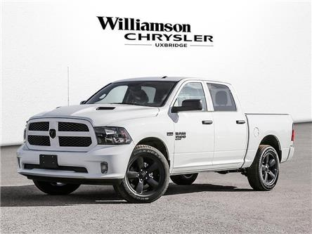 2021 RAM 1500 Classic Tradesman (Stk: 21-155) in Uxbridge - Image 1 of 21