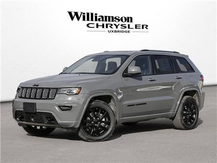 2021 Jeep Grand Cherokee Laredo (Stk: 21-206) in Uxbridge - Image 1 of 22
