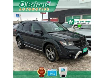 2017 Dodge Journey Crossroad (Stk: 14096A) in Saskatoon - Image 1 of 21