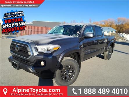 2021 Toyota Tacoma Base (Stk: X058940) in Cranbrook - Image 1 of 23