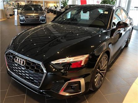 2021 Audi A5 2.0T Progressiv (Stk: 210327) in Toronto - Image 1 of 5