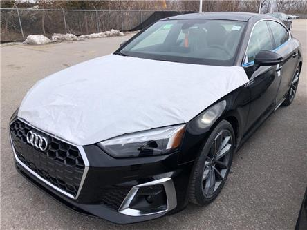 2021 Audi A5 2.0T Technik (Stk: 210342) in Toronto - Image 1 of 5