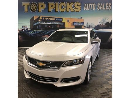 2017 Chevrolet Impala 2LZ (Stk: 126902) in NORTH BAY - Image 1 of 28
