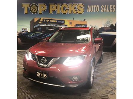 2016 Nissan Rogue SV (Stk: 858133) in NORTH BAY - Image 1 of 28