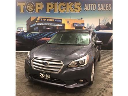 2016 Subaru Legacy 2.5i Touring Package (Stk: 033865) in NORTH BAY - Image 1 of 27
