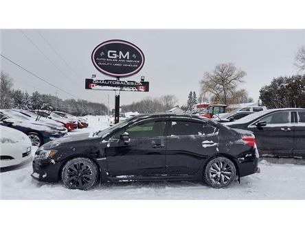 2019 Subaru WRX  (Stk: K8810031) in Rockland - Image 1 of 12