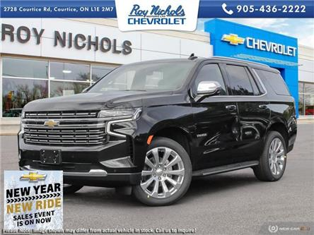 2021 Chevrolet Tahoe Premier (Stk: 72720) in Courtice - Image 1 of 23