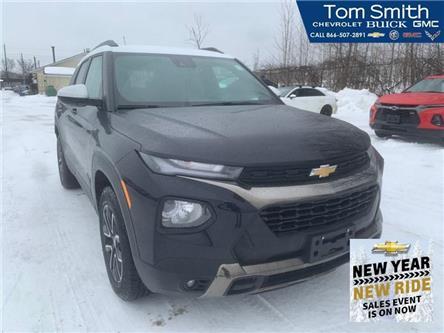 2021 Chevrolet TrailBlazer ACTIV (Stk: 210265) in Midland - Image 1 of 10