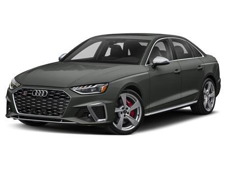 2021 Audi S4 3.0T Progressiv (Stk: T19235) in Vaughan - Image 1 of 9