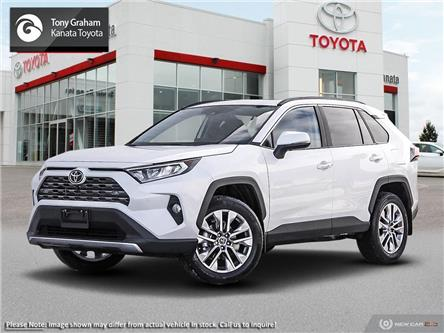 2021 Toyota RAV4 Limited (Stk: 90918) in Ottawa - Image 1 of 24