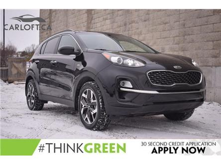 2020 Kia Sportage EX (Stk: B6832) in Kingston - Image 1 of 21