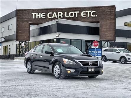 2015 Nissan Altima 2.5 S (Stk: 20113-2) in Sudbury - Image 1 of 25