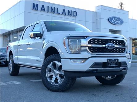 2021 Ford F-150 Platinum (Stk: 21F16054) in Vancouver - Image 1 of 30