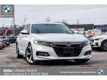 2019 Honda Accord Touring 2.0T (Stk: PW5625A) in Kitchener - Image 1 of 35