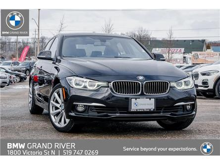 2016 BMW 328i xDrive (Stk: PW5758) in Kitchener - Image 1 of 32