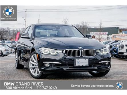 2017 BMW 330i xDrive (Stk: PW5759) in Kitchener - Image 1 of 35