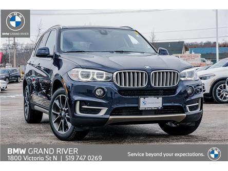 2017 BMW X5 xDrive35i (Stk: PW5762) in Kitchener - Image 1 of 36