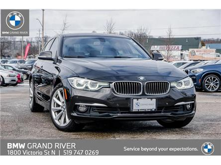 2016 BMW 328i xDrive (Stk: PW5765) in Kitchener - Image 1 of 23