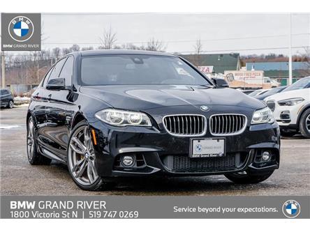 2016 BMW 535i xDrive (Stk: PW5773) in Kitchener - Image 1 of 22