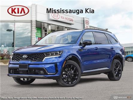 2021 Kia Sorento 2.5T SX w/Black Leather (Stk: SR21003) in Mississauga - Image 1 of 24