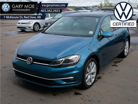 2019 Volkswagen Golf 1.4 TSI Execline (Stk: 9GF5213) in Red Deer County - Image 1 of 17
