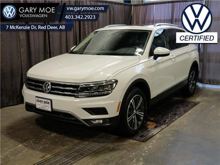 2018 Volkswagen Tiguan Highline (Stk: VP7699) in Red Deer County - Image 1 of 25