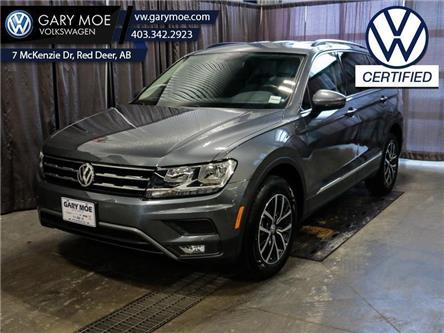 2019 Volkswagen Tiguan Comfortline (Stk: VP7710) in Red Deer County - Image 1 of 23