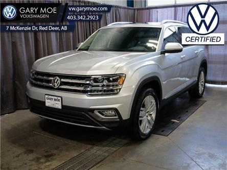 2019 Volkswagen Atlas 3.6 FSI Execline (Stk: VP7726) in Red Deer County - Image 1 of 27