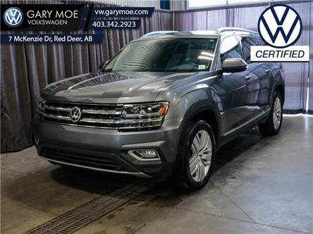 2018 Volkswagen Atlas 3.6 FSI Execline (Stk: VP7727) in Red Deer County - Image 1 of 29