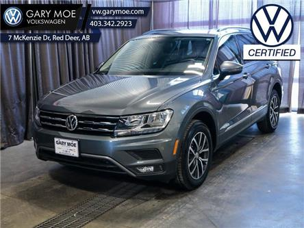 2019 Volkswagen Tiguan Comfortline (Stk: VP7736) in Red Deer County - Image 1 of 24