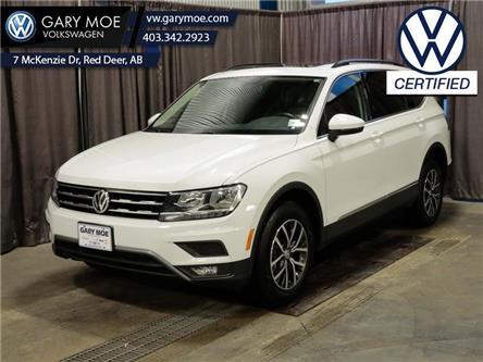 2019 Volkswagen Tiguan Comfortline (Stk: VP7744) in Red Deer County - Image 1 of 26